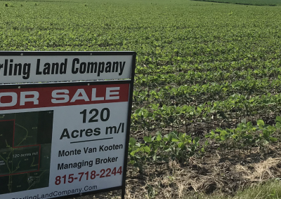 120 Acres in Lee County